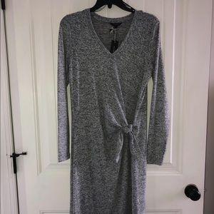 Gray Dress